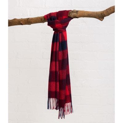 a6e1ad20b6f Écharpe écossaise à carreaux pur laine Écharpe écossaise à carreaux pur  laine WOOLOVERS