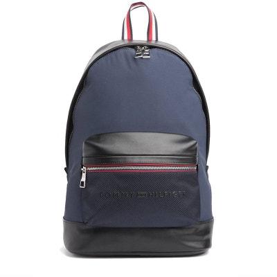 Sac à dos Tommy Hilfiger Urban Novelty Backpack en toile à empiècements  contrastants TOMMY HILFIGER 884f19f9907