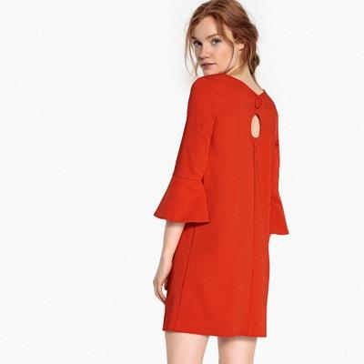 Robe corail  3ee5cbe1bd5