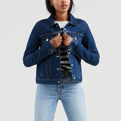 026c31968ca8e5 Veste en jean femme | La Redoute