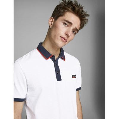 Jack /& Jones Jcocharming Polo LS Shirt para Hombre