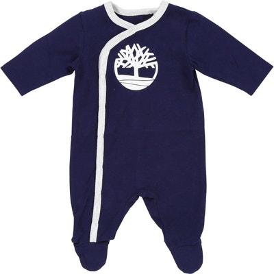 fe18137974faa Pyjama 1 pièce en jersey coton TIMBERLAND