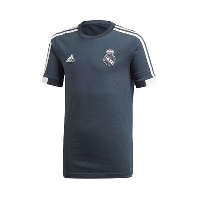 01fcf5f442c T-shirt Real Madrid adidas Bleu Junior adidas Performance