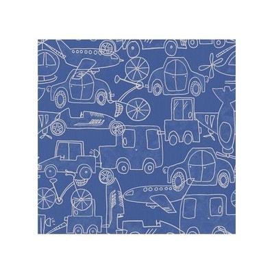 f57ad70e5153e Papier peint petit garçon motifs