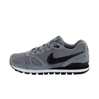 los angeles 093dc eab66 Basket Nike Air Waffle Trainer Leather - 454395-091 NIKE