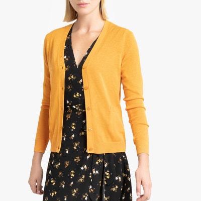 designer fashion designer fashion fast delivery Gilet jaune | La Redoute