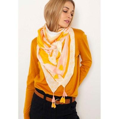 new styles best service presenting écharpe, foulard femme CAMAIEU | La Redoute