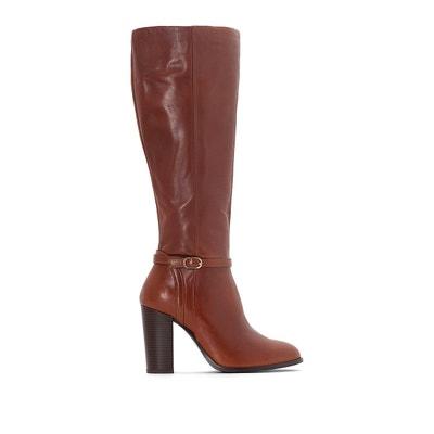 9b8dac906 Chaussures femme marron talon | La Redoute
