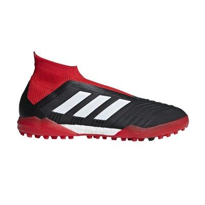 online retailer 716e3 9cb6e Chaussures football adidas Predator Tango 18+ TF Noir Rouge Chaussures  football adidas Predator Tango