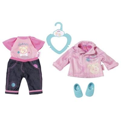35bd7986fb671 Zapf Creation 825464 My Little Baby Born - Vêtements de maternelle Zapf  Creation 825464 My Little