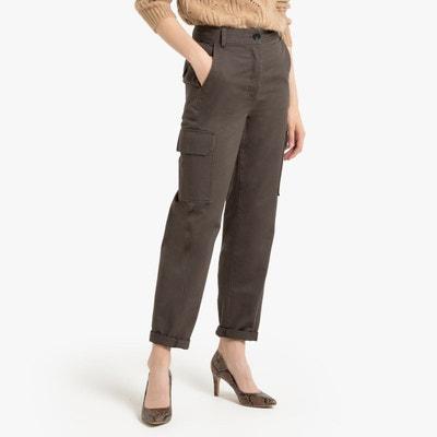 style distinctif moderne et élégant à la mode moins cher Pantalon cargo femme | La Redoute