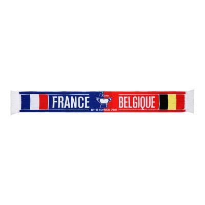 Écharpe 1er tour France Belgique FFT c4a3a21fc28