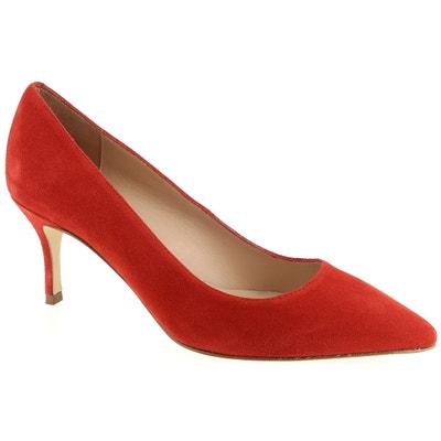 572dbef0f Escarpins rouge femme | La Redoute