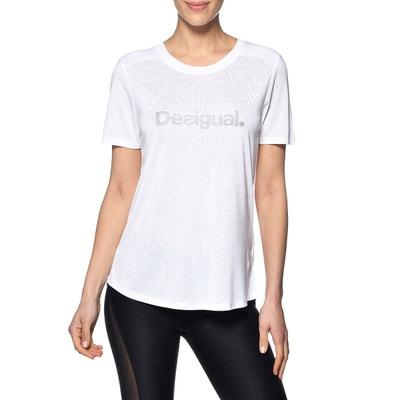 Desigual T Shirt Femme Redoute La nrrEqR