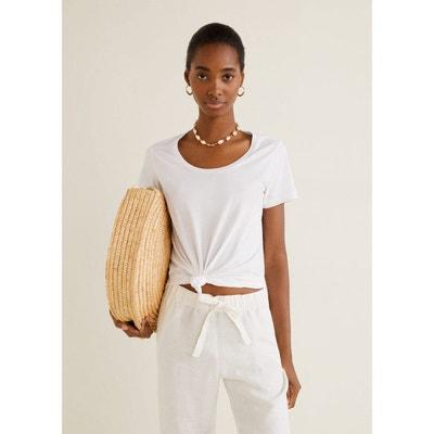 meilleur pas cher 082c1 a25d8 T-shirt femme MANGO | La Redoute