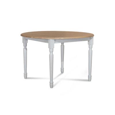 Table Blanche Avec Rallonge La Redoute