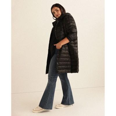 manteau long femme taille 48