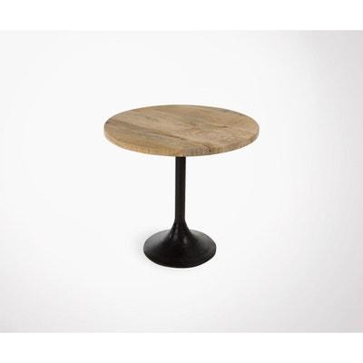 Pied De Table Bois Design La Redoute