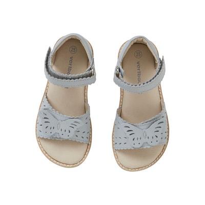 4874a5f512e45 Sandales en cuir fille collection maternelle VERTBAUDET
