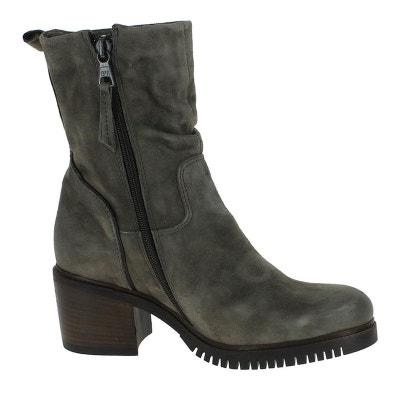 78636c56b35 bottines   boots cuir MJUS