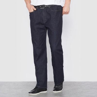 6c79f4573349 Jean stretch confort taille élastiquée L1 Jean stretch confort taille  élastiquée L1 CASTALUNA FOR MEN