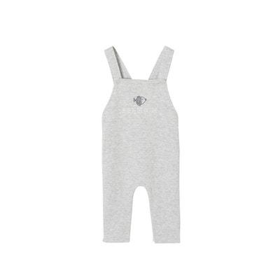 4ea296b02ce1f Combinaison bébé naissance en tricot VERTBAUDET