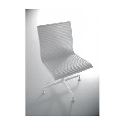 HOWIE Chaise Design De Bureau En Cuir SEANROYALE