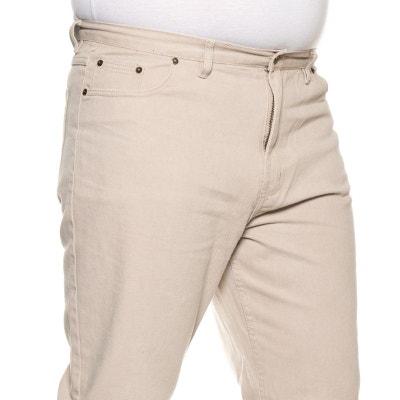 Jean comfort beige Jean comfort beige DUKE 0a942f67b93