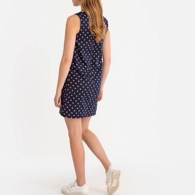 9a11e84ea67540 Rechte jurk met bloemenprint LA REDOUTE COLLECTIONS
