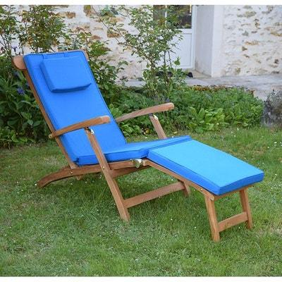 Redoute Chaise Pour Mn8vn0w Matelas De Jardinla Longue CoedxB