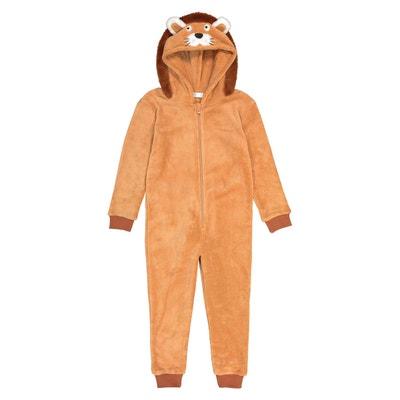 dcb5bcf62ebc3 Combinaison pyjama lion 3-12 ans Combinaison pyjama lion 3-12 ans LA REDOUTE