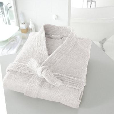 LA REDOUTE INTERIEURS. Terry Cotton Bathrobe. £60.00. Cotton Kimono-style  Bathrobe c9929526e