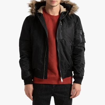 Manteau et blouson homme SCHOTT | La Redoute