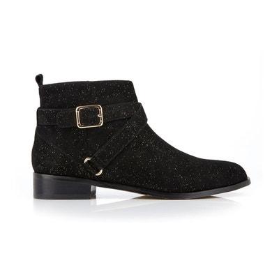 f2020030d221 Boots cuir Ecaryal Boots cuir Ecaryal MELLOW YELLOW