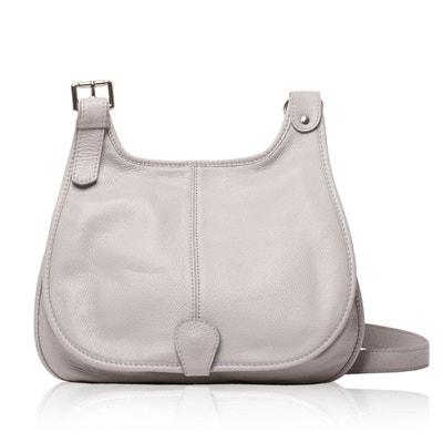 743d2a3597 Sac à main besace cuir Petra (grand) OH MY BAG