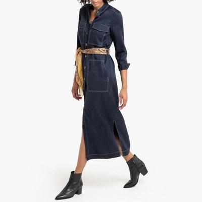 comment chercher nouveaux styles sortie en ligne Robe longue femme | La Redoute