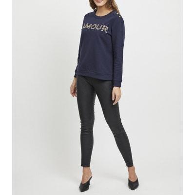 c0a94517c00e71 Women's Sweatshirts & Hoodies | Zip Up, Printed & Slogan | La Redoute