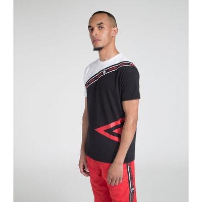 648464a75eaea T-shirt   Débardeur COTON Homme T-shirt Coton Bicolore Authentic UMBRO