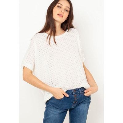 374981838cf T-shirt manches chauve-souris T-shirt manches chauve-souris CAMAIEU
