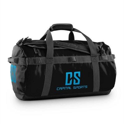 00652a6a3c Journ Sac de sport 45l sac à dos marin imperméable -noir Journ Sac de sport