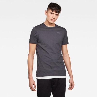 T shirt g star gris homme | La Redoute