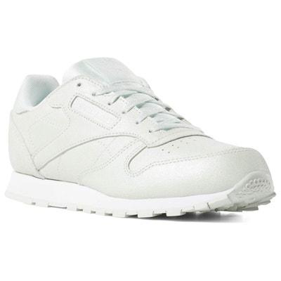 97f48ed3c14f7 Reebok classic leather blanche