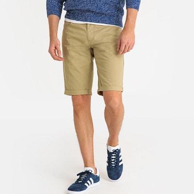 231c687b0d0bc Bermuda 5 poches pur coton Bermuda 5 poches pur coton LA REDOUTE COLLECTIONS