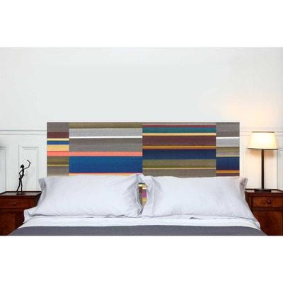 Tête de lit en tissu La Havane , fixation murale MADEMOISELLE TISS f774d7aa724d