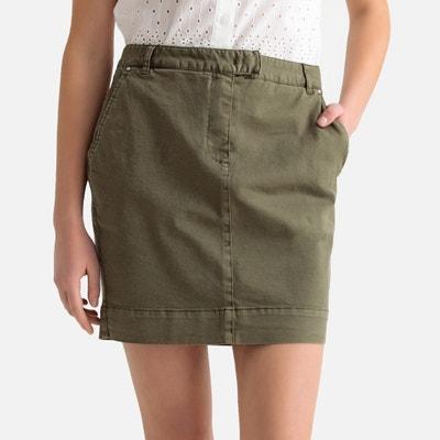 84bbe4f57741 Two-Pocket Short Skirt BENETTON
