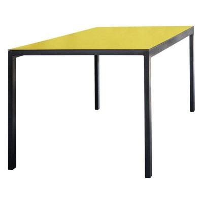 Table de jardin jaune | La Redoute