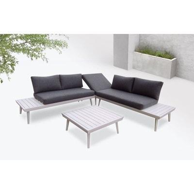 Salon de jardin en fer blanc | La Redoute