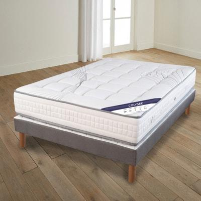 Gewatteerde matras, stevig comfort, met pocketveren Gewatteerde matras, stevig comfort, met pocketveren DUVIVIER