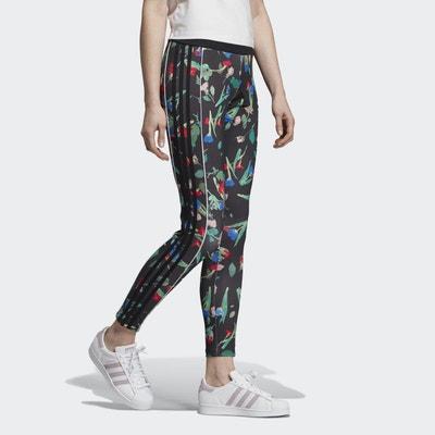 adidas originals legging imprimé graphique et léopard