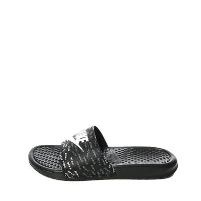 lowest price 1b753 ef3ca Sandales Nike W Benassi Just do it - Ref. 618919-017 NIKE